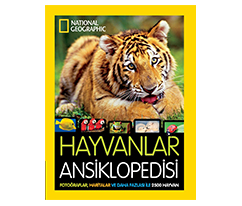 Kitap: National Geographic Kids – Hayvan Ansiklopedisi