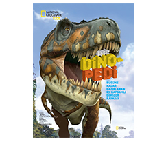 Kitap: National Geographic Kids – Eşsiz Dinopedi